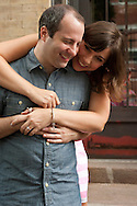August 3, 2013 - Kase and Chris' engagement photo shoot.