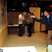 Dart toernooi bij TTV Huizen