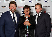 Michael Ball, Shirley Bassey, Alfie Boe