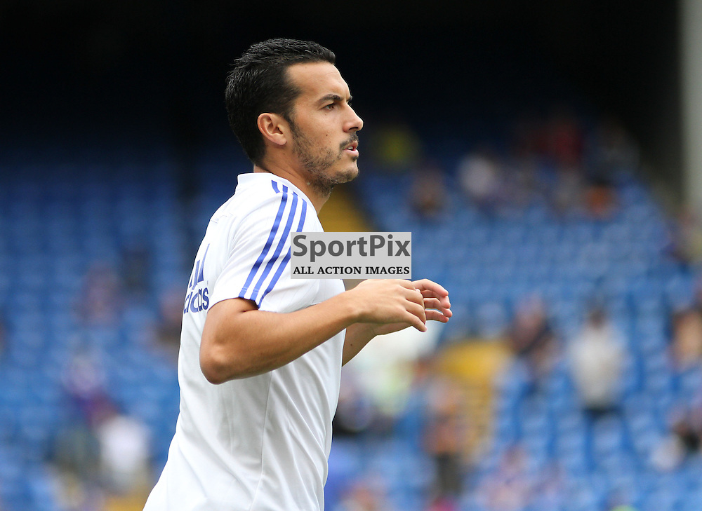 Pedro During Chelsea vs Crystal Palace on Saturday the 29th August 2015