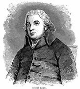 Education: Robert Raikes (1735-1811) English philanthropist and publisher. Began Sunday School movement in his native Gloucester in 1780. Wood engraving, London, 1880.