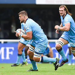 Paul WILLEMSE of Montpellier  during the Top 14 match between Montpellier and Toulouse on October 19, 2019 in Montpellier, France. (Photo by Alexandre Dimou/Icon Sport) - Paul WILLEMSE - Altrad Stadium - Montpellier (France)