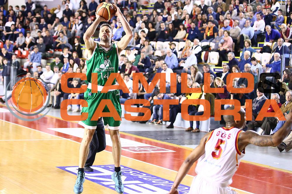 DESCRIZIONE : Roma Lega A 2013-2014 Acea Roma Montepaschi Siena<br /> GIOCATORE : Tomas Ress<br /> CATEGORIA : three points<br /> SQUADRA : Montepaschi Siena<br /> EVENTO : Campionato Lega A 2013-2014<br /> GARA : Acea Roma Montepaschi Siena<br /> DATA : 30/03/2014<br /> SPORT : Pallacanestro <br /> AUTORE : Agenzia Ciamillo-Castoria/M.Simoni<br /> Galleria : Lega Basket A 2013-2014  <br /> Fotonotizia : Roma Lega A 2013-2014 Acea Roma Montepaschi Siena<br /> Predefinita :