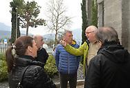 FIDAL TRENTINO presentazione del Calendario 2018 alla Centrale elettirca i Trentino Dolomiti Energia, Riva del Garda 3 aprile 2018 © foto Daniele Mosna