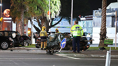 Auckland-One dead, five injured after police pursuit, Manukau