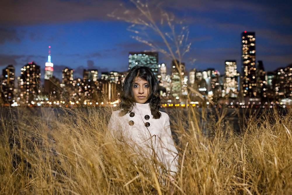 Raised by a single mother in India where divorce was taboo, Farah Bala immersed herself in the creative world of theater, eventually winning a scholarship to study theater in New York in 2001. Farah has gone on to become a critically acclaimed actor in the Off Broadway production Tales from the Tunnel.