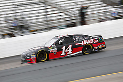 September 22, 2017 - Loudon, New Hampshire, United States of America - September 22, 2017 - Loudon, New Hampshire, USA: Clint Bowyer (14) takes to the track to practice for the ISM Connect 300 at New Hampshire Motor Speedway in Loudon, New Hampshire. (Credit Image: © Justin R. Noe Asp Inc/ASP via ZUMA Wire)