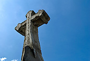 Stone Cross, Quito,Ecuador,South America
