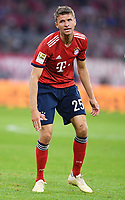 Fussball  1. Bundesliga  Saison 2018/2019  7. Spieltag  FC Bayern Muenchen - Borussia Moenchengladbach      06.10.2018 Enttaeuschung FC Bayern Muenchen; Thomas Mueller ----DFL regulations prohibit any use of photographs as image sequences and/or quasi-video.----