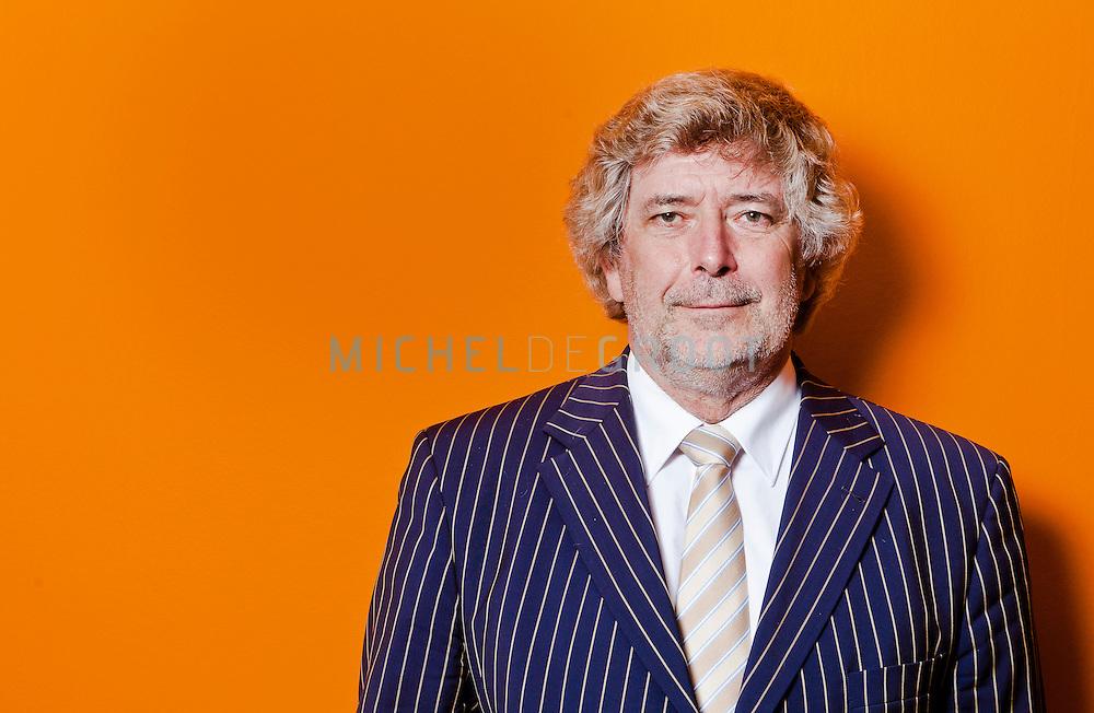 Wim van der Linden, directeur van woningcorporatie Trivire in Dordrecht