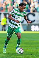 Andre Carrillo - 10.05.2015 - Estoril Praia / Sporting  - Liga Sagres<br /> Photo : Carlos Rodrigues / Icon Sport <br /> <br />   *** Local Caption ***
