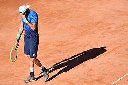 May 16, 2019 - Roma, Italia - Foto Alfredo Falcone - LaPresse.16/05/2019 Roma ( Italia).Sport Tennis.Internazionali BNL d'Italia 2019.Matteo Berettini (ita) vs Diego Schwartzman (arg).Nella foto:Matteo Berettini..Photo Alfredo Falcone - LaPresse.16/05/2019 Roma (Italy).Sport Tennis.Internazionali BNL d'Italia 2019.Matteo Berettini (ita) vs Diego Schwartzman (arg).In the pic:Matteo Berettini (Credit Image: © Alfredo Falcone/Lapresse via ZUMA Press)
