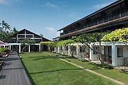 The Serendib Hotel<br /> (aka Avani Hotel) Bentota, Sri Lanka. 1969<br /> Geoffrey Bawa