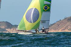 Day 06 - Aug 13 - Nacra 17 - Rio 2016