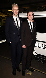 The launch party of  Collabro's 3rd album 'Home' held at the Sanctum Soho Hotel, Warwick Street, London on 2 March 2017