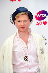 Wimbledon Party<br /> Henry Conway attends the annual pre-Wimbledon party at Kensington Roof Gardens,<br /> London, United Kingdom<br /> Thursday, 20th June 2013<br /> Picture by Chris  Joseph / i-Images