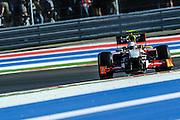 Nov 15-18, 2012: Pedro MARTINEZ DE LA ROSA, HRT F1 TEAM.© Jamey Price/XPB.cc
