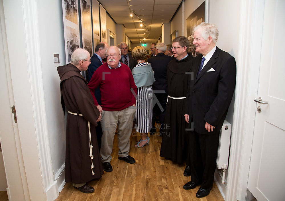30.05. 2017.                                             <br /> Limerick Museum opened the doors to its new home at the former Franciscan Friary on Henry Street in the heart of Limerick city, dedicated to the memory of Jim Kemmy, the former Democratic Socialist Party and Labour Party TD for Limerick East and two-time Mayor of Limerick<br /> <br /> <br /> <br /> The museum will house one of the largest collections of any Irish museum. Picture: Alan Place
