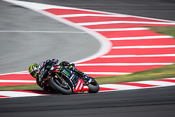 June 17, 2018 - Barcelone, Espagne - JOHANN ZARCO - FRENCH - MONSTER YAMAHA TECH 3 - YAMAHA (Credit Image: © Panoramic via ZUMA Press)