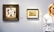Two masterpieces by Joan Miró @ Art Basel Miami Beach 2007