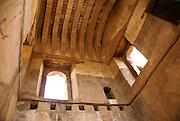Africa, Ethiopia, Gondar The Royal Enclosure Alem Seghed Fasil's castle