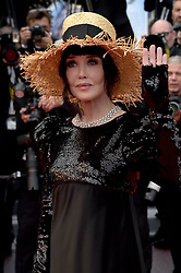 72nd Cannes Film Festival, Red Carpet film : 'La belle epoque'. 20 May 2019 Pictured: Isabelle Adjani. Photo credit: maximon / MEGA TheMegaAgency.com +1 888 505 6342