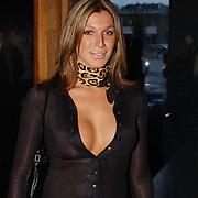 Playboy Night 2004, Kelly van der Veer