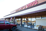 Tiffany's Drugs which features a selection of over 4,000 bottles of fine wines from all over the world.