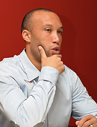 12.10.2010, Weserstadion, Bremen, GER, 1. FBL, Werder Bremen - Interview Mikaël Silvestre, im Bild Werder Bremens französischer Spieler Mikaël Silvestre im Portrait, EXPA Pictures © 2010, PhotoCredit: EXPA/ nph/  Frisch+++++ ATTENTION - OUT OF GER +++++