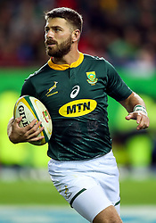 Willie le Roux of South Africa- Mandatory by-line: Steve Haag/JMP - 23/06/2018 - RUGBY - DHL Newlands Stadium - Cape Town, South Africa - South Africa v England 3rd Test Match, South Africa Tour