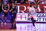 Wright Julian Sutton Dominique<br /> Grissin Bon Reggio Emilia - Dolomiti Energia Trentino<br /> Lega Basket Serie A 2017/2018<br /> Reggio Emilia, 03/03/2018<br /> Foto A.Giberti / Ciamillo - Castoria