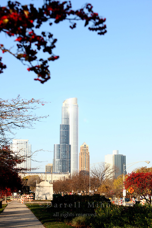 Nov. 08, 2008; Chicago, IL - One Museum Park..Photo credit: Darrell Miho