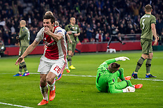 20170223 NED: UEFA Europa Cuo AFC Ajax - Legia Warschau, Amsterdam