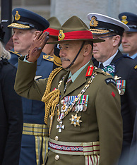 Wellington-Governor General Sir Jerry Mateparae last duty