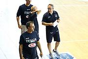 Stefano Sacripanti<br /> Raduno Nazionale Maschile Senior<br /> Allenamento sera<br /> Folgaria, 22/07/2017<br /> Foto Ciamillo-Castoria/ M. Brondi