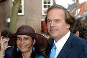 Zijne Hoogheid Prins Floris van Oranje Nassau, van Vollenhoven en mevrouw mr. A.L.A.M. S&ouml;hngen zijn zaterdag 22 oktober in de kerk van Naarden in het  huwelijk getreden. De prins is de jongste zoon van Prinses Magriet en Pieter van Vollenhoven.<br /> <br /> Church Wedding Prince Floris and Aim&eacute;e S&ouml;hngen. <br /> <br /> Church Wedding Prince Floris and Aim&eacute;e S&ouml;hngen in Naarden. The Prince is the youngest son of Princess Margriet, Queen Beatrix's sister, and Pieter van Vollenhoven. <br /> <br /> Op de foto / On the photo;<br /> <br /> Ivo Niehe