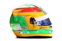 MERHI roberto (spa) manor grand prix ? ambiance casque helmet during 2015 Formula 1 championship at Melbourne, Australia Grand Prix, from March 13th to 15th. Photo DPPI.