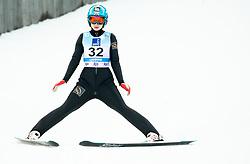 Lidiia Iakovleva of Russia during 2nd Round at Day 1 of World Cup Ski Jumping Ladies Ljubno 2019, on February 8, 2019 in Ljubno ob Savinji, Slovenia. Photo by Matic Ritonja / Sportida