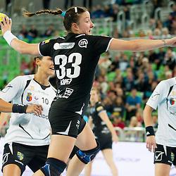 20121014: SLO, Handball - EHF Champions League, RK Krim Mercator vs U Jolidon Cluj