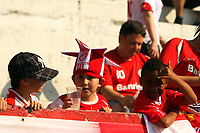 20111009: PORTO ALEGRE, BRAZIL -  Football match between Internacional and Vasco da Gama at Beira Rio stadium in Porto Alegre. In picture Internacional fans<br />
