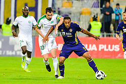 Marcos Tavares of Maribor during football match between NK Maribor and NK Olimpija Ljubljana in 34th Round of Prva liga Telekom Slovenije 2017/18, on May 19, 2018 in Ljudski vrt, Maribor, Slovenia. Photo by Mario Horvat / Sportida