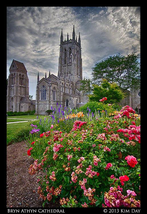 Bryn Athyn Cathedral<br /> June 2013