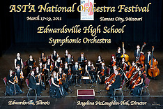ASTA 2011 National Orchestra Festival Invited Performing Groups