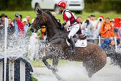 Tomoto Kazuma, JPN, Tacoma d'Horset<br /> World Equestrian Games - Tryon 2018<br /> © Hippo Foto - Sharon Vandeput<br /> 16/09/2018