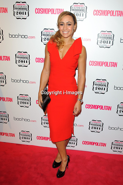 Jessica Ennis at Cosmopolitan's Ultimate Women Awards 2011 in London, Thursday, November 3rd 2011. Photo by: i-Images<br />