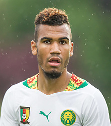 26.05.2014, Kufstein Arena, Kufstein, AUT, FIFA WM, Testspiel, Mazedonien vs Kamerun, im Bild Choupo Mouting (Kamerun) // Choupo Mouting (Kamerun) during friendly match between Macedonia and Cameroon for Preparation of the FIFA Worldcup Brasil 2014 at the Kufstein Arena in Kufstein, Austria on 2014/05/26. EXPA Pictures © 2014, PhotoCredit: EXPA/ JFK