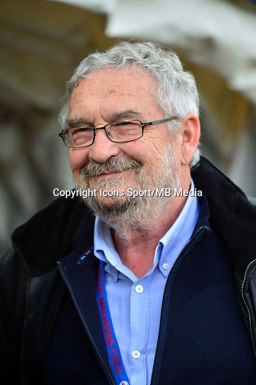 Jean Francois FORTIN - 25.04.2015 - Caen / Guingamp - 34eme journee de Ligue 1<br /> Photo : David Winter / Icon Sport