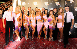 Dancer's line up for this years Strictly Come Dancing television show on BBC. Contestants will include Olympic medalist Victoria Pendleton, Tuesday September 11, 2012.Photo Andrew Parsons/i-Images