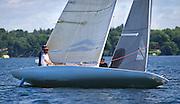 2014 A Scow National Championship on Lake Minnetonka,Friday, June 20, 2014