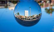 Crystal ball, Galveston, Texas,